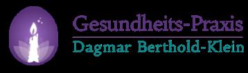 Gesundheits-Praxis Dagmar Berthold-Klein